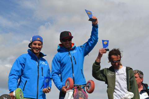 Podium Sénior Freestyle