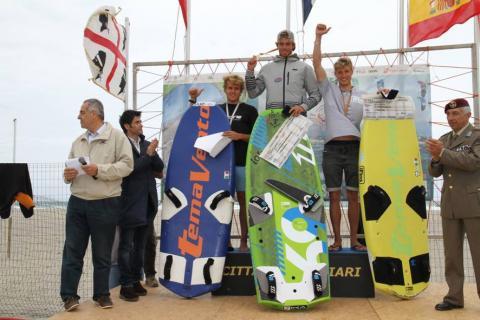 Max Nocher, champion du monde catégorie - de 21 ans