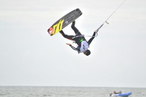 Paul Serin en action